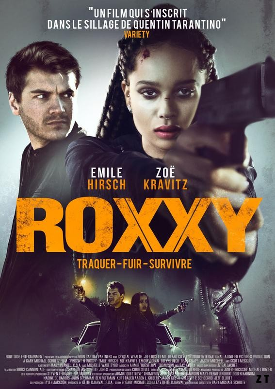 Roxxy FRENCH DVDRIP 2017