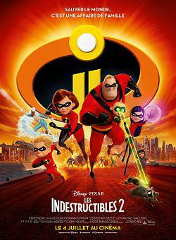 Les Indestructibles 2 FRENCH DVDRIP 2018