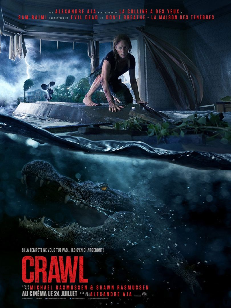Crawl FRENCH HDTS MD 2019