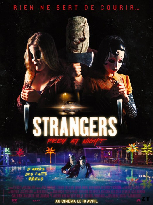 Strangers: Prey at Night FRENCH WEBRIP 1080p 2018