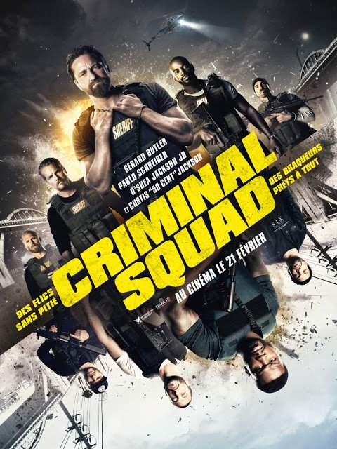 Criminal Squad FRENCH DVDSCR 2018
