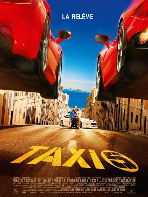 Taxi 5 FRENCH DVDRIP x264 2018