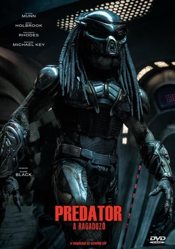 The Predator FRENCH DVDRIP 2018