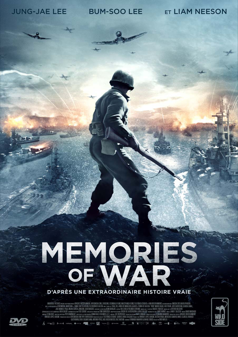 Memories of War FRENCH DVDRIP 2017