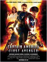 Captain America : First Avenger FRENCH DVDRIP 1CD 2011