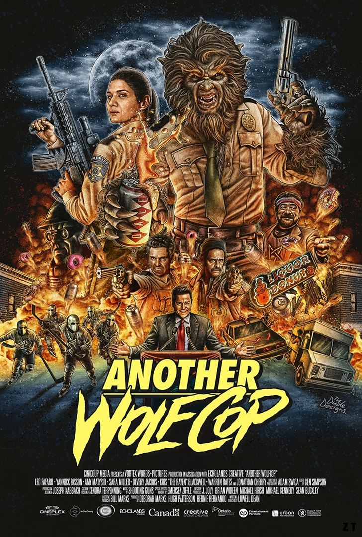 Another Wolfcop FRENCH WEBRIP 2018