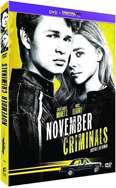November Criminals FRENCH BluRay 720p 2017