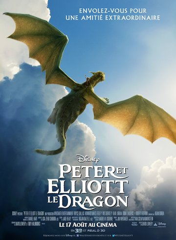 Peter et Elliott le dragon FRENCH DVDRIP x264 2016