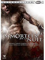 Les immortels de la nuit FRENCH DVDRIP 2011