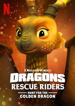 Dragons : Les Gardiens du ciel : À la poursuite du dragon d'or FRENCH WEBRIP 2020