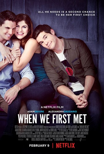 When We First Met FRENCH WEBRIP 1080p 2018