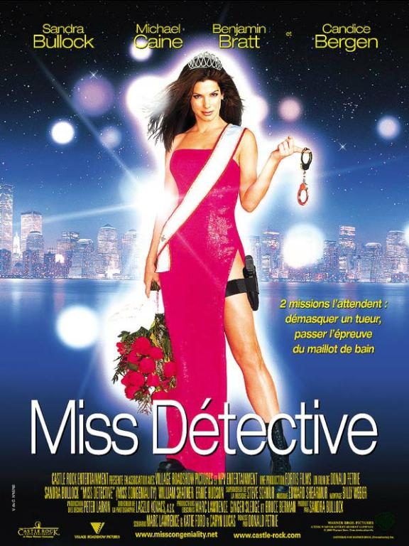 Miss Détective TRUEFRENCH DVDRiP 2000