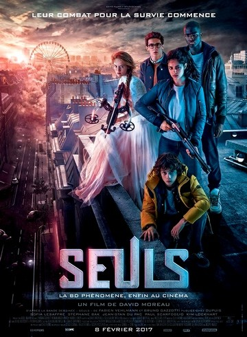 Seuls FRENCH DVDRIP 2017