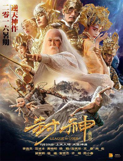 League of Gods FRENCH WEBRIP 2018
