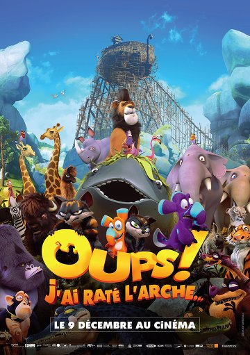 Oups ! J'ai raté l'arche… FRENCH DVDRIP x264 2015