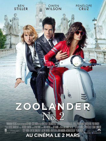 Zoolander 2 VOSTFR BluRay 720p 2016