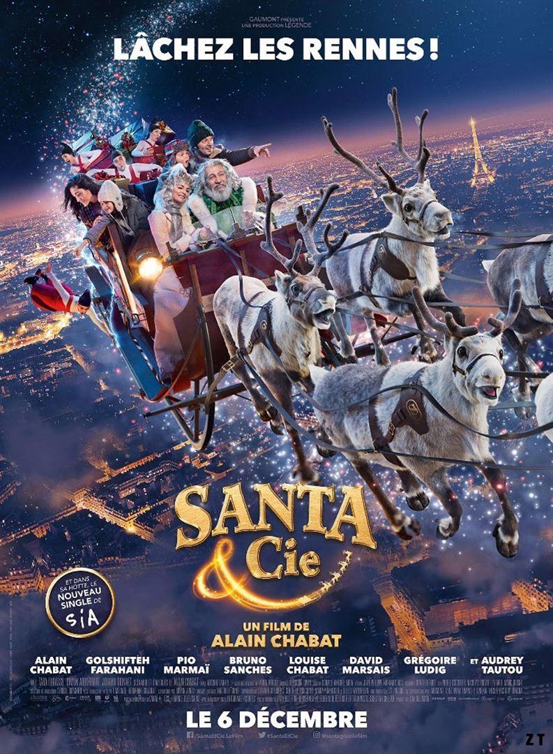 Santa & Cie FRENCH BluRay 720p 2018