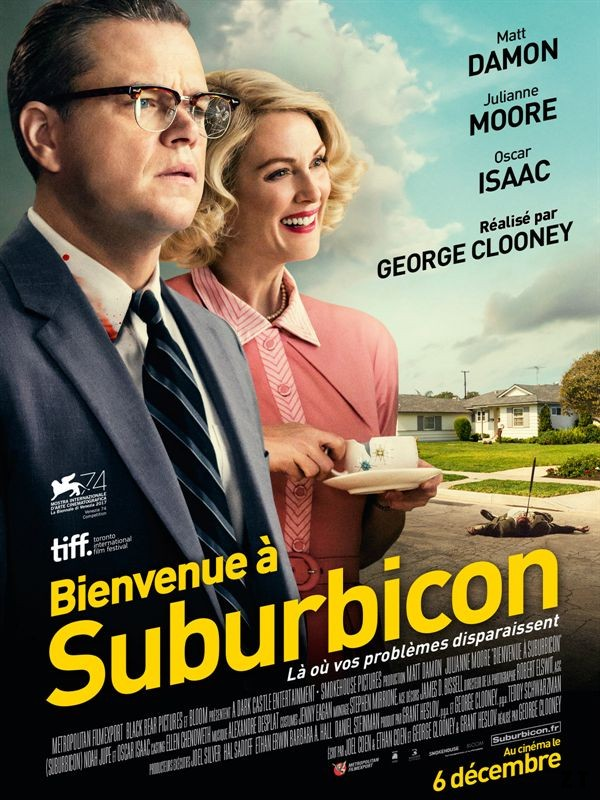 Bienvenue à Suburbicon FRENCH BluRay 720p 2018