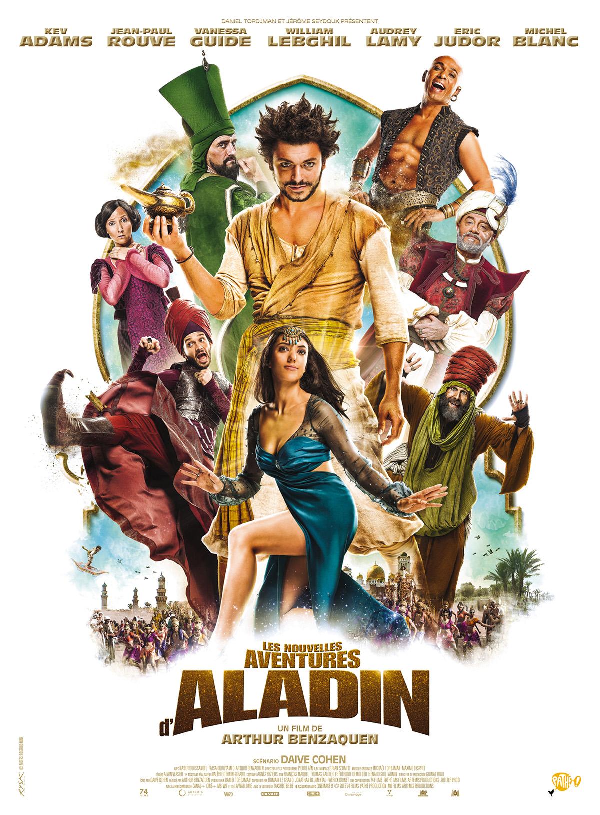 Les Nouvelles aventures d'Aladin FRENCH DVDRIP 2015