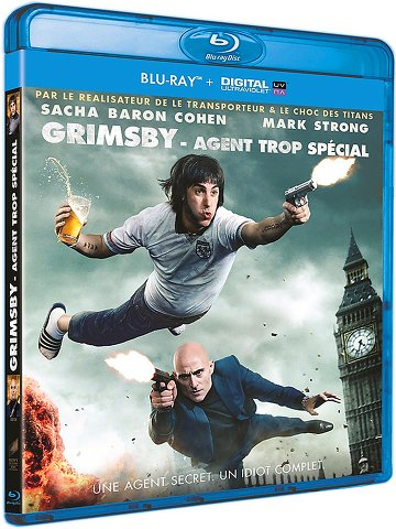Grimsby - Agent trop spécial FRENCH BluRay 720p 2016