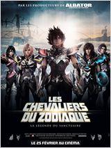 Les Chevaliers du Zodiaque - La Légende du Sanctuaire FRENCH BluRay 1080p 2015