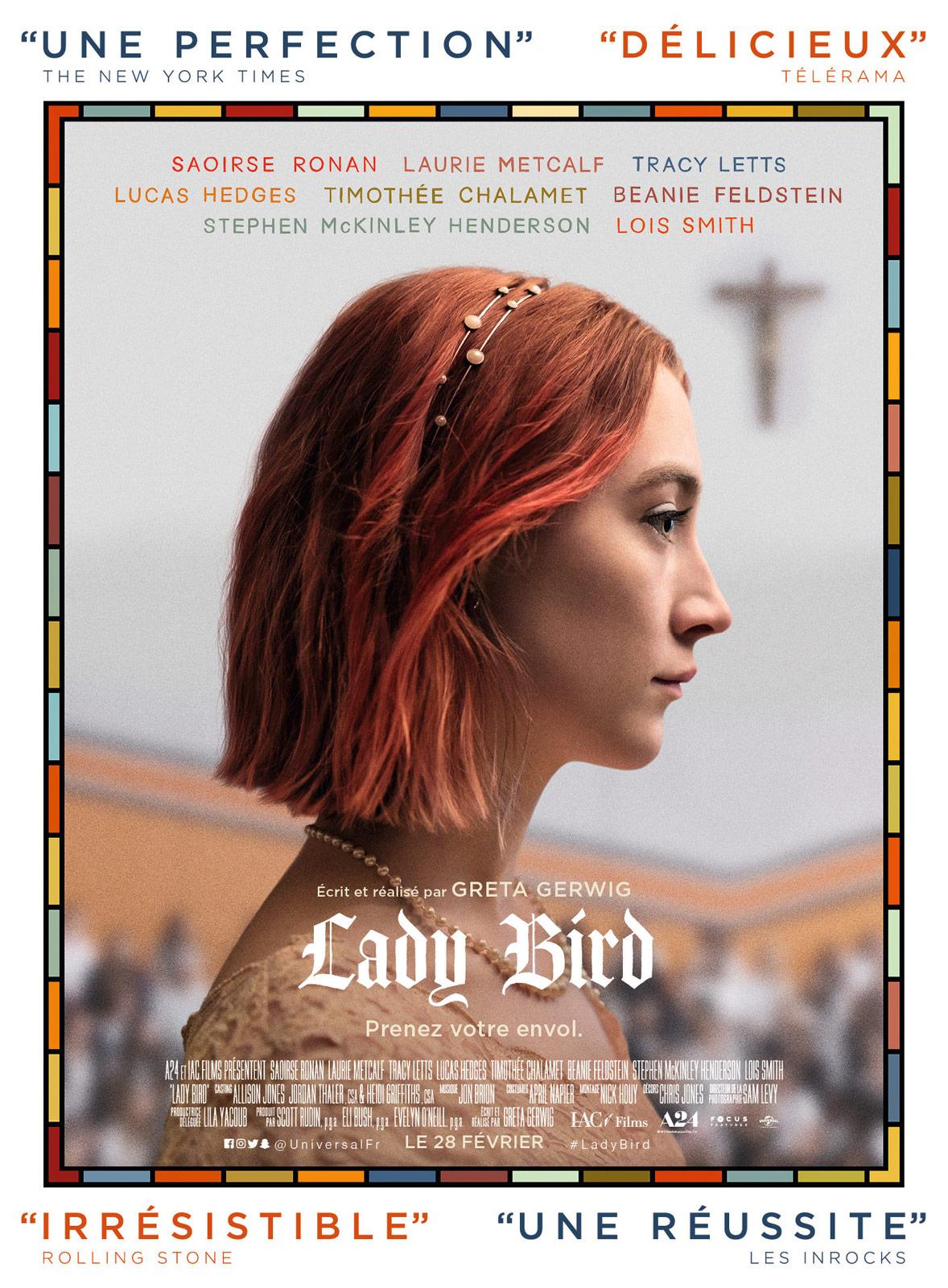 Lady Bird FRENCH WEBRIP 2017