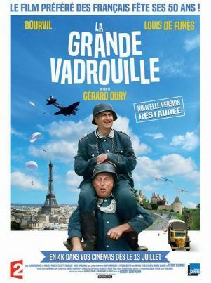 La Grande vadrouille FRENCH HDlight 1080p 1966