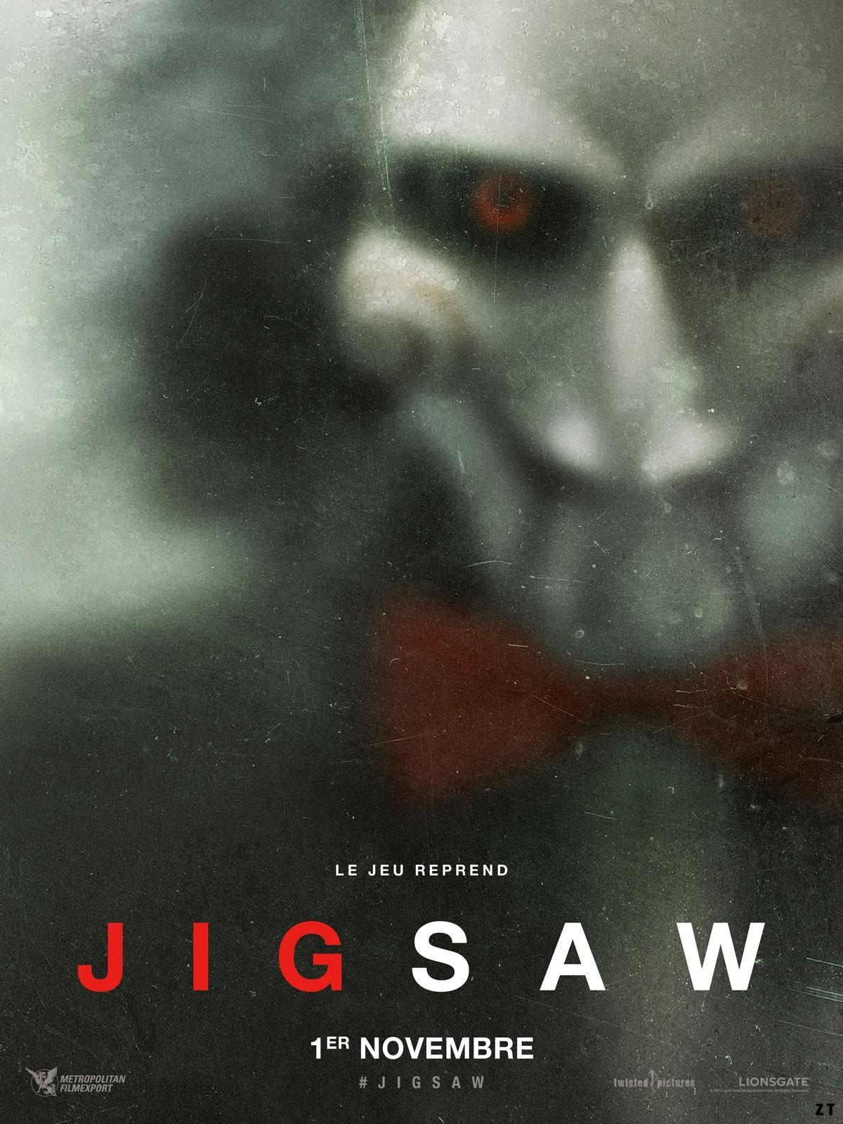 Jigsaw FRENCH BluRay 1080p 2017