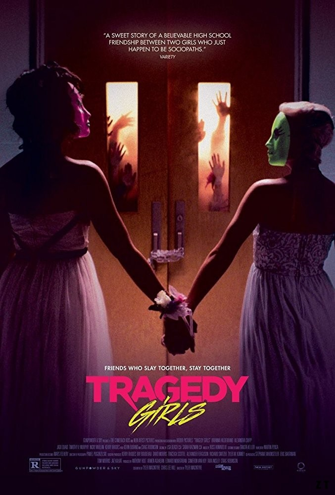 Tragedy Girls VOSTFR HDlight 1080p 2018