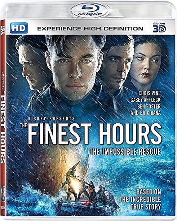 The Finest Hours FRENCH BluRay 720p 2016