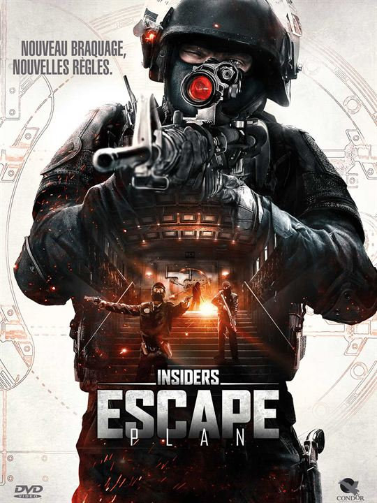 Insiders: Escape Plan FRENCH BluRay 1080p 2018