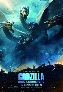Godzilla 2 - Roi des Monstres FRENCH DVDRIP 2019