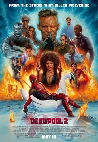 Deadpool 2 FRENCH DVDRIP 2018