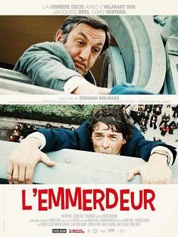 L'Emmerdeur FRENCH HDLight 1080p 1973