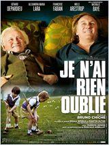Je n'ai rien oublié FRENCH DVDRIP 2011