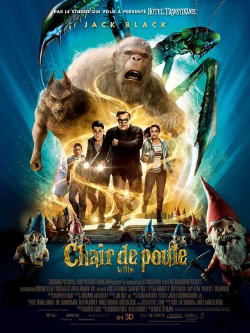 Chair de Poule - Le film FRENCH DVDRIP 2016