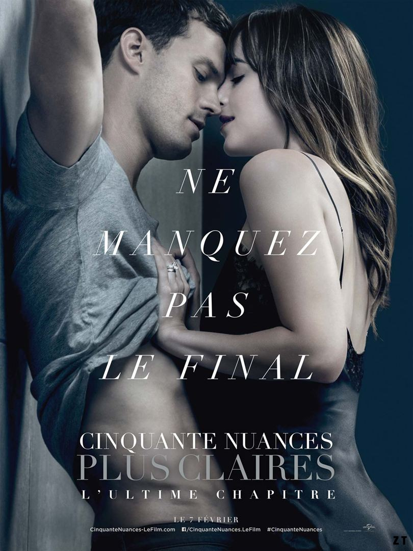 Cinquante Nuances plus claires FRENCH WEBRIP 1080p 2018