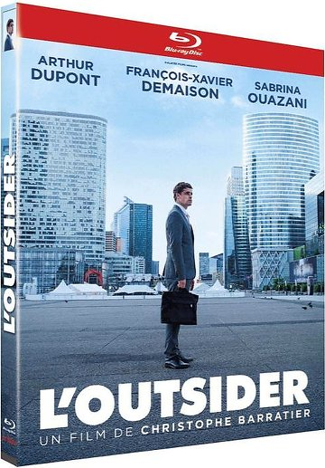 L'Outsider FRENCH BluRay 720p 2016