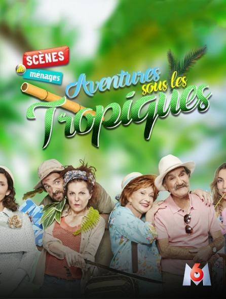 Scènes de ménages - Aventures sous les Tropiques FRENCH HDTV 2018