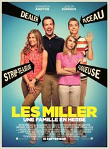 Les Miller, une famille en herbe (We're the Millers) FRENCH DVDRIP 2013