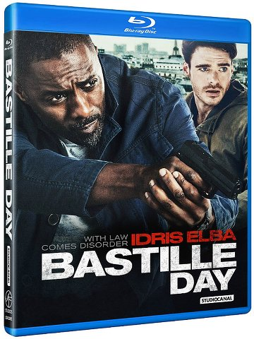 Bastille Day FRENCH BluRay 720p 2016