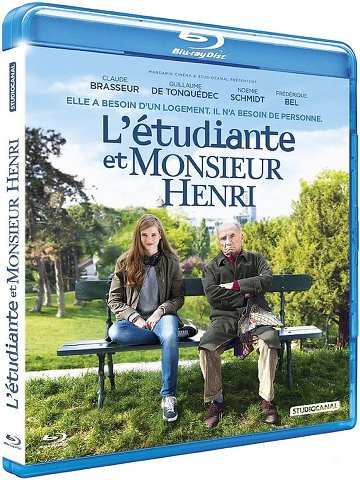 L'Etudiante et Monsieur Henri FRENCH BluRay 1080p 2015