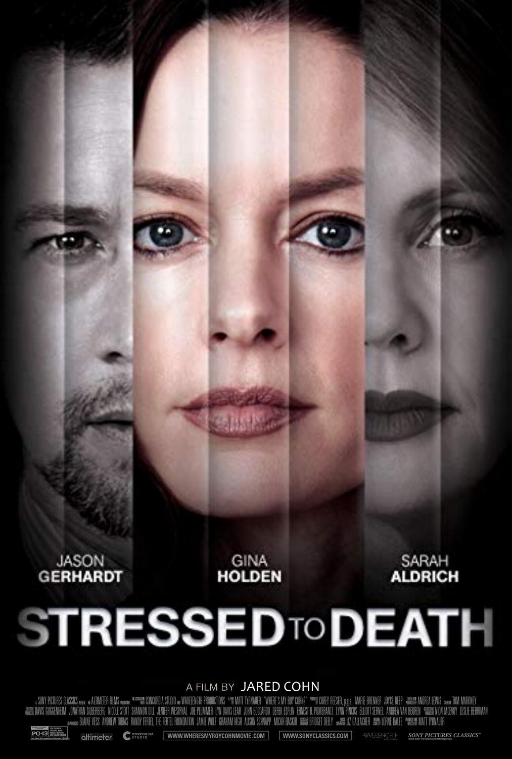 Stressed To Death FRENCH WEBRIP 2019