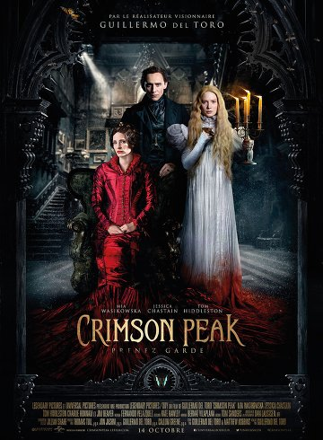 Crimson Peak FRENCH DVDRIP x264 2015