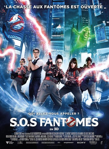 S.O.S. Fantômes VOSTFR DVDRIP 2016