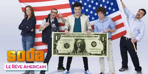 Soda : Le rêve américain FRENCH DVDRIP 2015