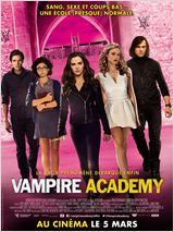 Vampire Academy FRENCH BluRay 720p 2014