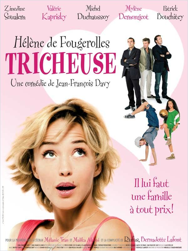 Tricheuse DVDRIP FRENCH 2009