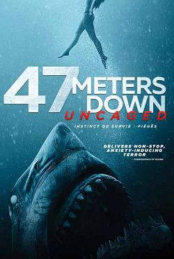 47 Meters Down: Uncaged TRUEFRENCH DVDRIP 2019