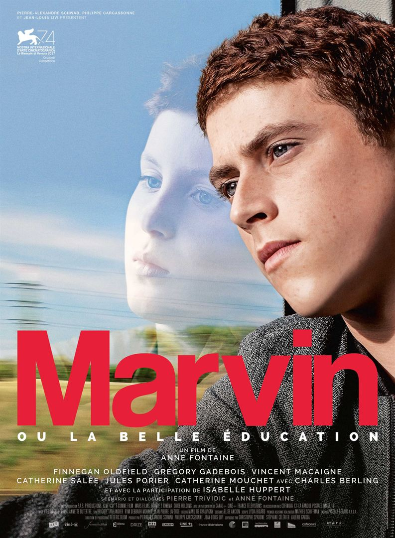 Marvin ou la Belle Éducation FRENCH WEBRIP 2018